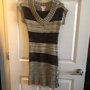 Body Central Sweater Dress